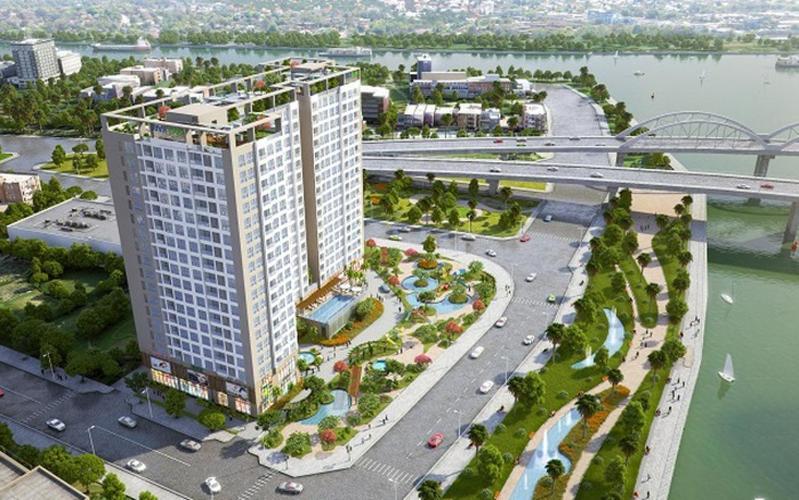 Căn hộ Riva Park , Quận 4 Căn hộ Riva Park tầng 8 cửa chính hướng Tây Nam, đầy đủ nội thất.