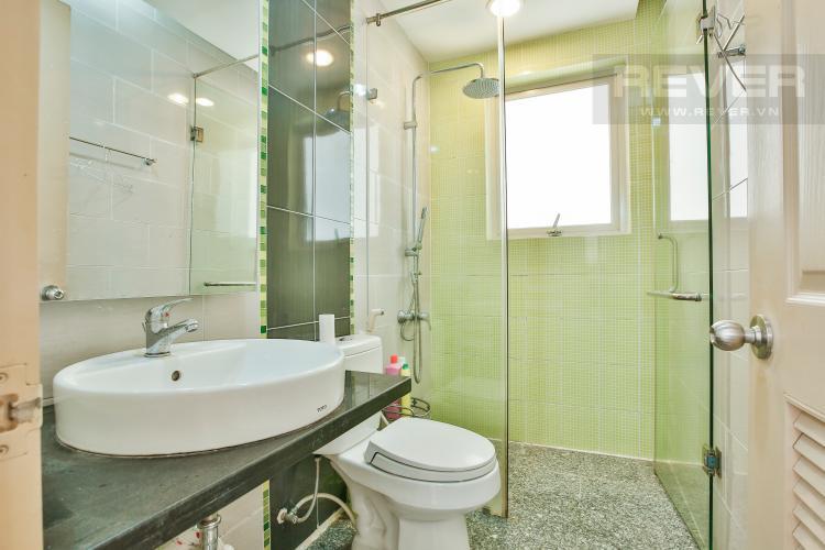 Toilet 2 Căn hộ Dragon Hill 2 tầng trung tháp B 3 phòng ngủ nội thất đầy đủ