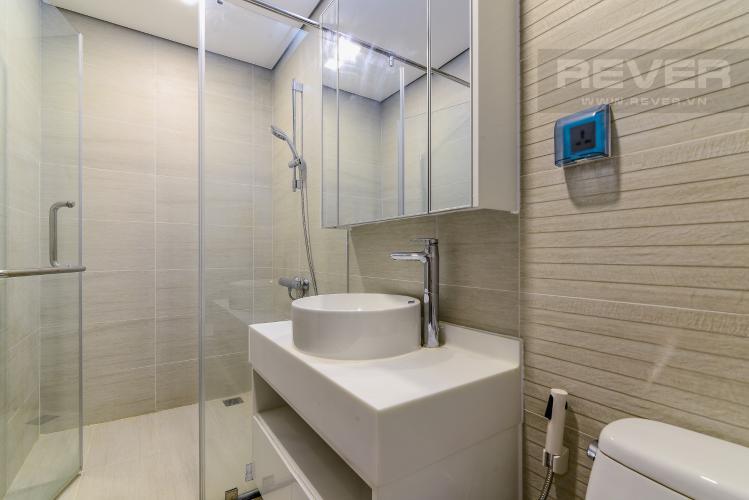 Phòng Tắm 1 Căn hộ Vinhomes Central Park 2 phòng ngủ tầng cao P4 nhà trống