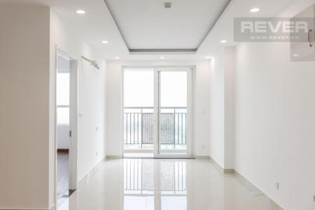 Cho thuê căn hộ Saigon Mia 2 phòng ngủ, diện tích 55m2, nội thất cơ bản, hướng Bắc, view thoáng