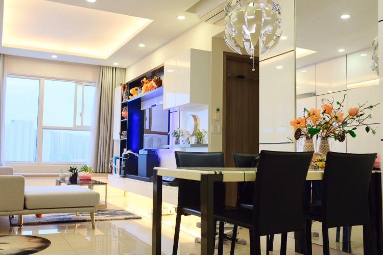 Bán căn hộ 2PN Galaxy 9, tầng trung, đầy đủ nội thất, view thành phố