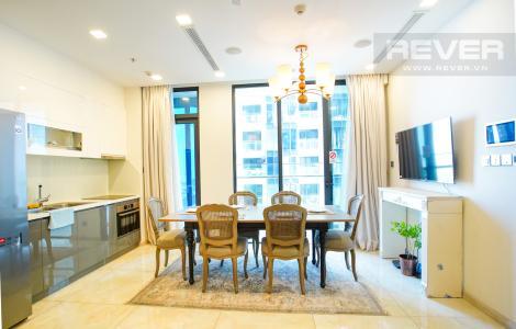 Bán căn hộ Vinhomes Golden River 2PN, tầng cao, diện tích 86m2, đầy đủ nội thất, view thành phố