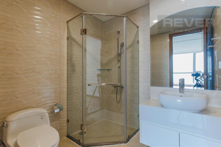 Phòng Tắm 2 Bán căn hộ Vinhomes Central Park 2PN, tầng cao, nội thất đầy đủ, view sông thoáng mát