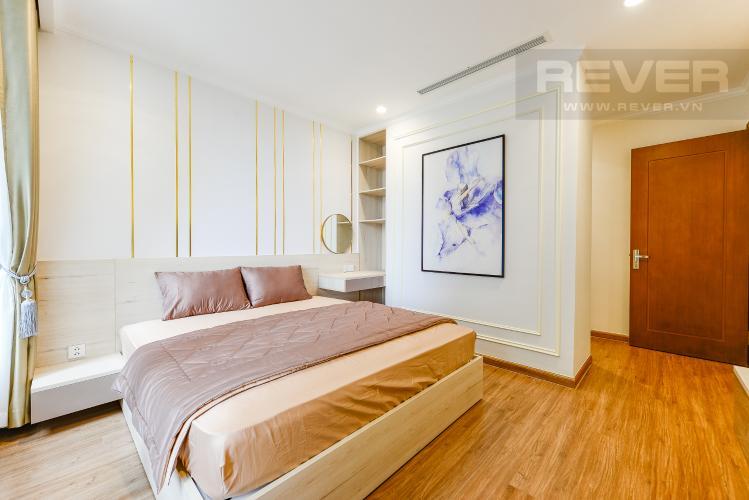 Phòng ngủ 1 Căn góc Vinhomes Central Park 3 phòng ngủ tầng trung Landmark 5