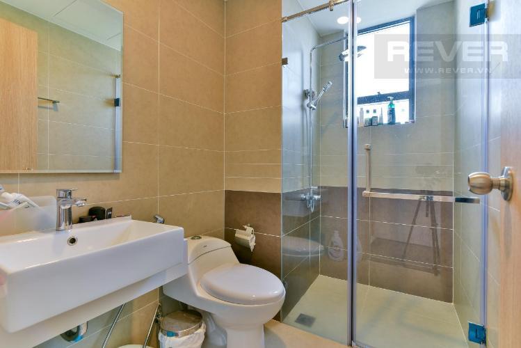 Nhà vệ sinh Căn hộ THE SUN AVENUE Cho thuê căn hộ The Sun Avenue tầng thấp, block 3, diện tích 89.7m2 - 3 phòng ngủ, đầy đủ nội thất