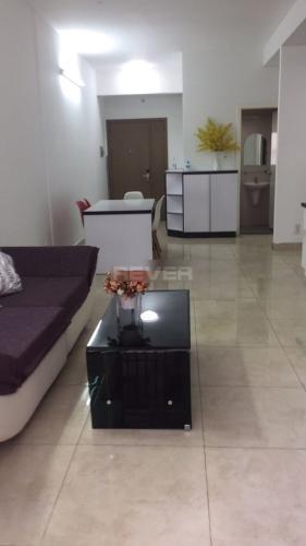 Căn hộ Lux City tầng trung, view nội khu thoáng mát.