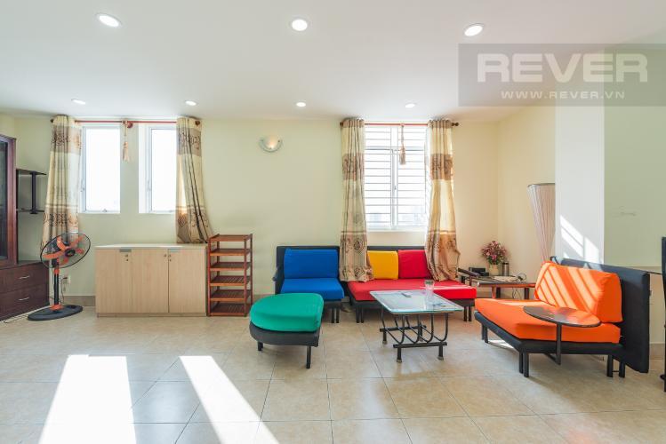 Phòng khách Căn hộ Chung cư Nguyễn Ngọc Phương 3 phòng ngủ view hướng Tây