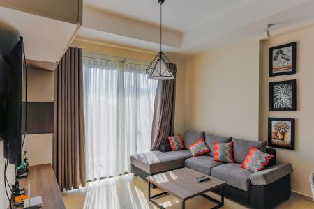 Căn hộ M-One Nam Sài Gòn 3 phòng ngủ tầng trung T1 hướng Đông Bắc