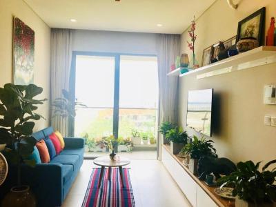 Cho thuê căn hộ Diamond Island - Đảo Kim Cương 1PN, đầy đủ nội thất, view nội khu yên tĩnh