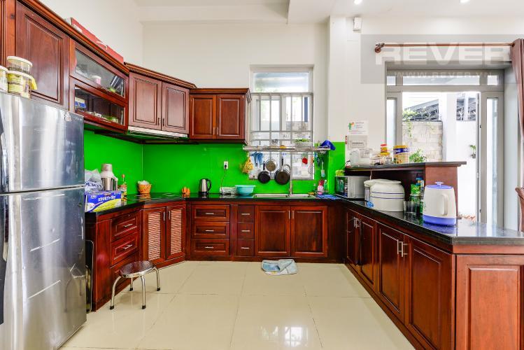 Bếp Khu biệt thự Tấn Trường, phường Phú Thuận Quận 7