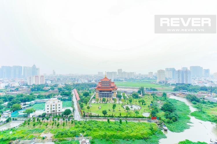 View Căn hộ tầng cao chung cư Bình Khánh thiết kế đẹp, đầy đủ tiện nghi