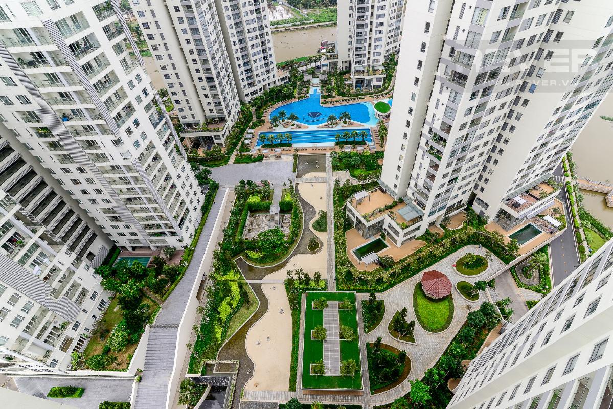 _DSC4180 Cho thuê căn hộ Diamond Island - Đảo Kim Cương 2 phòng ngủ, tầng 21, diện tích 82m2, đầy đủ nội thất