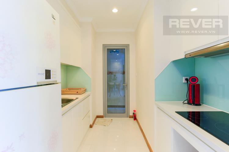 Phòng Bếp Căn hộ Vinhomes Central Park tầng cao L2, 3 phòng ngủ, nội thất đầy đủ