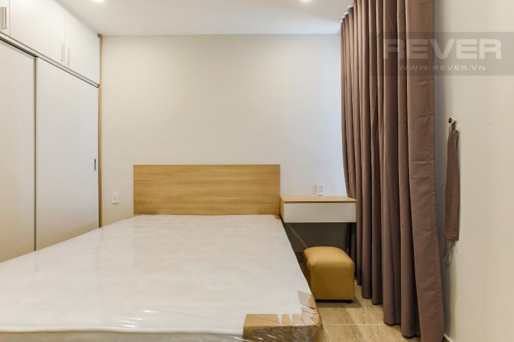 Phòng Ngủ 1 Căn hộ The Gold View 2 phòng ngủ tầng cao tháp B nội thất đầy đủ