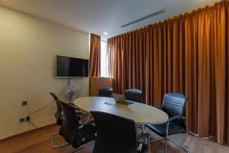 Căn hộ Vinhomes Central Park 3 phòng ngủ tầng cao P6 nội thất đầy đủ