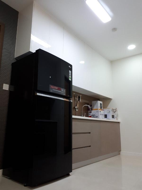 1042dcd3aef44daa14e5 Bán căn hộ Masteri Millennium 2PN, tầng cao, đầy đủ nội thất, view thành phố thoáng mát