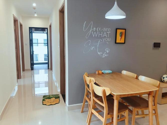 Căn hộ Vinhomes Grand Park đầy đủ nội thất, đón view nội khu.