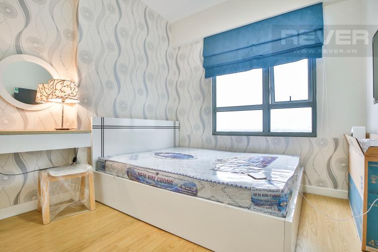 Phòng Ngủ 2 Căn hộ Masteri Thảo Điền tầng thấp T2 view thoáng về khu Thảo Điền