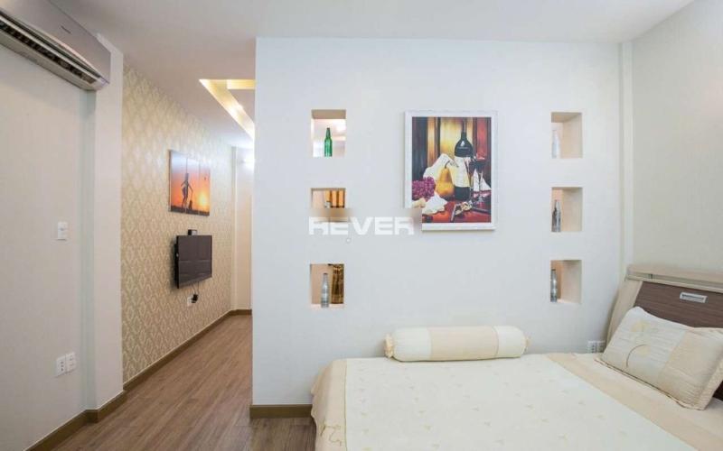 Phòng ngủ chung cư Lý Văn Phức Quận 1  Căn hộ chung cư Lý Văn Phức nội thất đầy đủ, trung tâm thành phố.