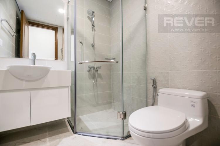 Toilet 1 Căn hộ Vinhomes Central Park 2 phòng ngủ tầng cao LP view sông