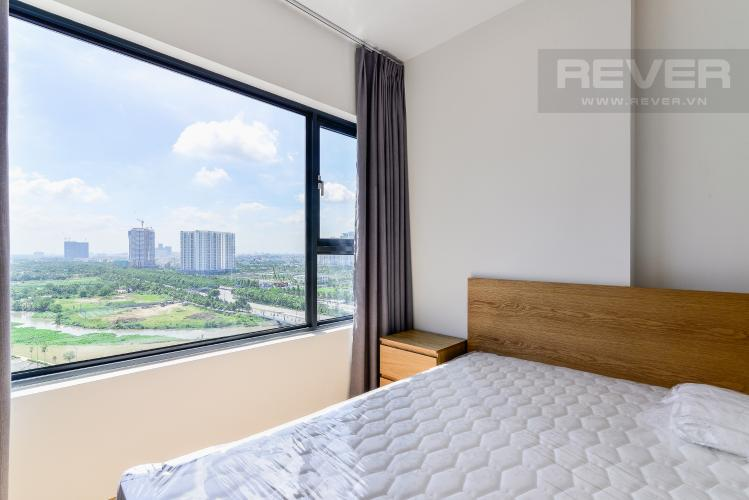 Phòng Ngủ Căn hộ New City Thủ Thiêm tầng trung 1 phòng ngủ view sông