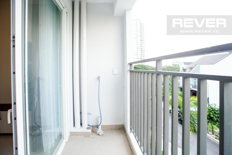 Ban Công Cho thuê căn hộ Sunrise Riverside 2PN, tầng thấp, đầy đủ nội thất, hướng Bắc