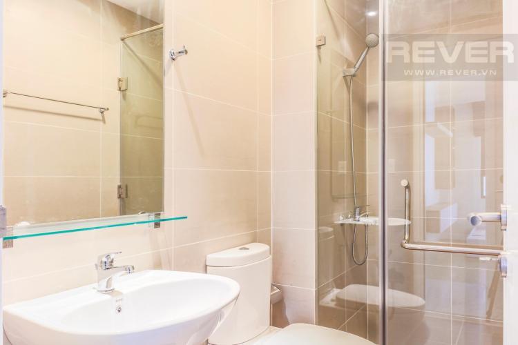 Phòng tắm 1 Căn hộ Masteri Thảo Điền tầng cao T4B 2 phòng ngủ nội thất đầy đủ