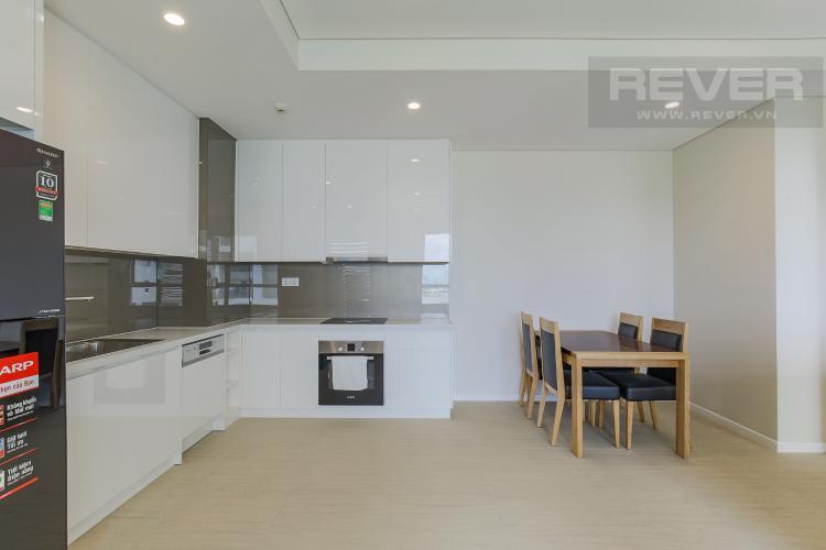 Phòng Bếp 2 Bán hoặc cho thuê căn hộ Diamond Island - Đảo Kim Cương 3PN, Dual Key, đầy đủ nội thất, view sông thoáng mát.