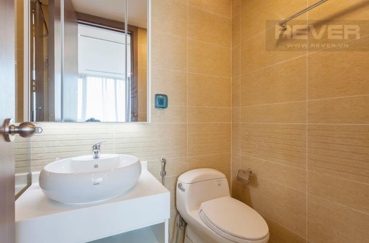 Phòng tắm 2 Căn hộ Vinhomes Central Park tầng cao hướng Tây Nam Park 6