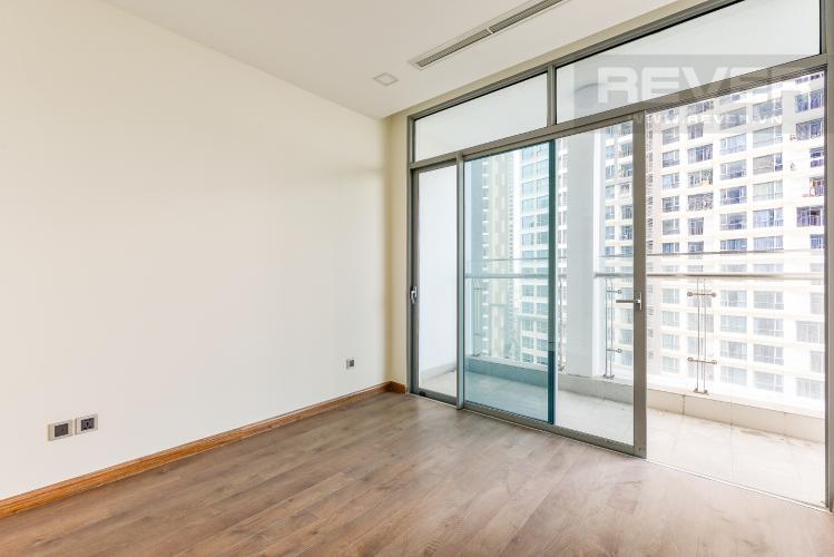 Phòng ngủ 1 Căn góc Vinhomes Central Park 3 phòng ngủ tầng cao Park 5