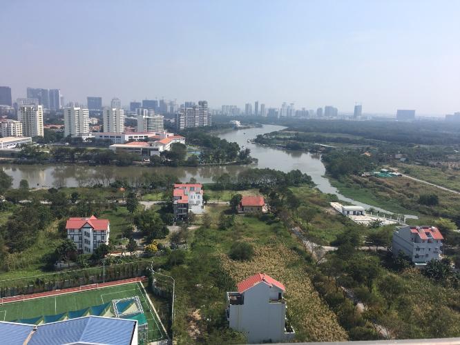 View căn hộ SAIGON SOUTH RESIDENCE bàn giao thô Bán căn hộ Saigon South Residence 2PN, diện tích 59m2, bàn giao thô, view thoáng