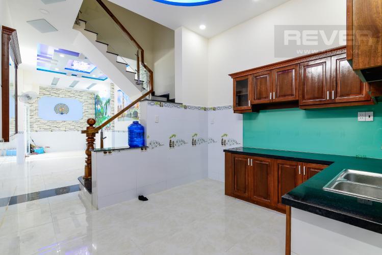 Tổng Quan Bán nhà phố đường nội bộ Bùi Quang Là, 2 tầng 4PN, nội thất cơ bản, diện tích sử dụng 150m2