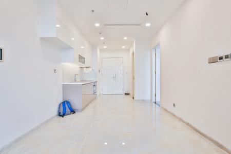 Officetel Vinhomes Golden River 1 phòng ngủ tầng cao A2 nhà trống