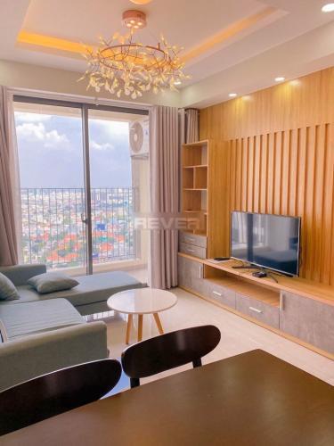 Căn hộ tầng cao Masteri An Phú đầy đủ nội thất, view thành phố.