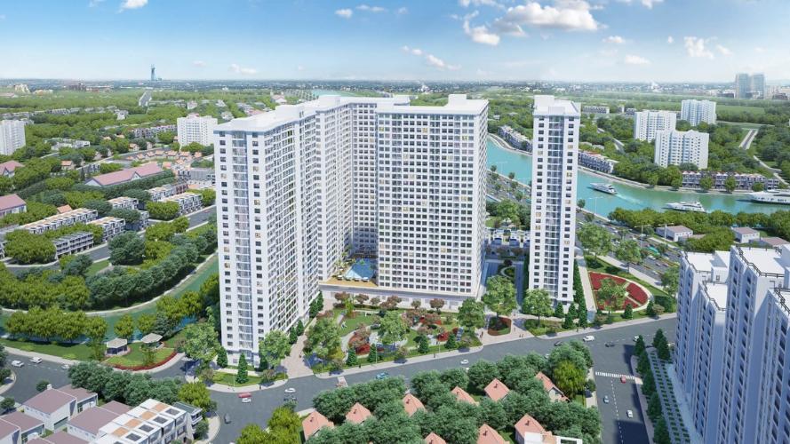 building căn hộ city gate 3 Căn hộ view thành phố City Gate 3 nội thất cơ bản.