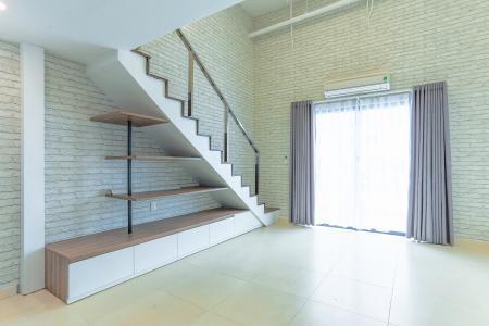 Duplex M-One Nam Sài Gòn tầng thấp T1 nội thất cơ bản