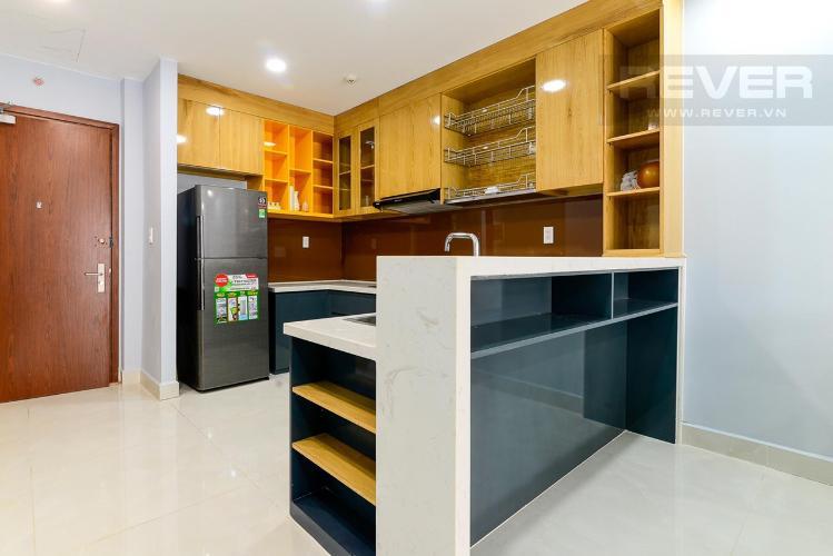 Bếp căn hộ The Gold View Cho thuê căn hộ The Gold View 2 phòng ngủ tầng thấp, diện tích 81m2 - 2 phòng ngủ