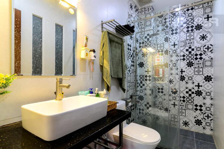 Phòng Tắm 2 Cho thuê nhà phố 3 tầng, 4PN, đường Liên Phường, Q.9, đầy đủ nội thất, diện tích đất 90m2