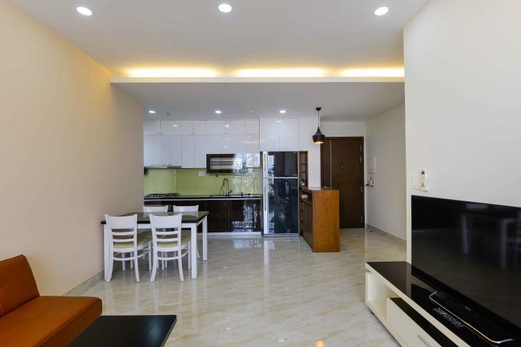 Bán căn hộ Tropic Garden 2PN, tháp A2, đầy đủ nội thất, view Landmark 81