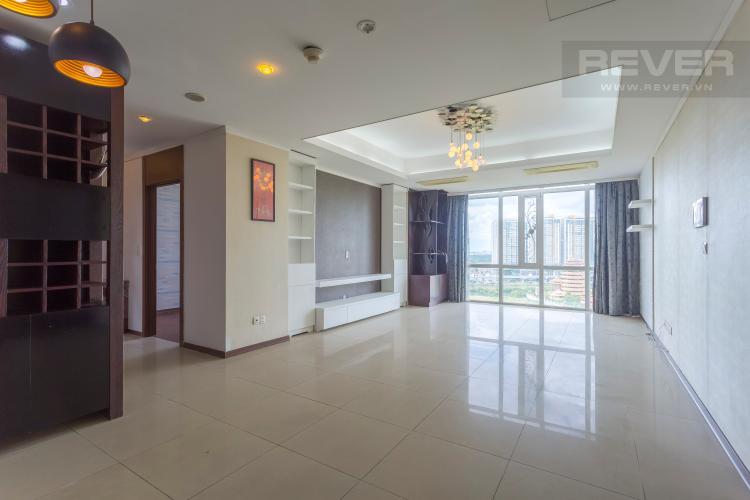 Tổng Quan Bán căn hộ Imperia An Phú tầng cao, 3PN, nội thất đầy đủ, bàn giao sổ hồng