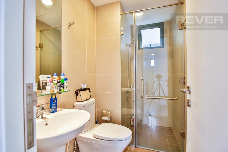 Toilet 2 Căn góc Masteri Thảo Điền 2 phòng ngủ tầng trung T3 ful nội thất