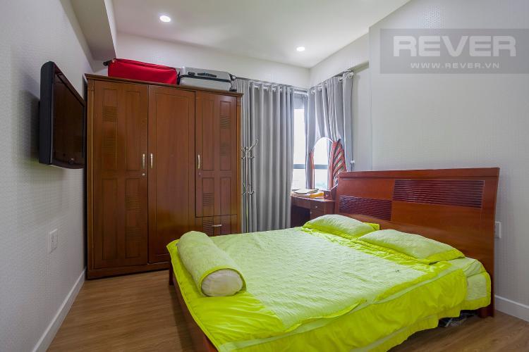 Phòng Ngủ 1 Căn hộ Masteri Thảo Điền 3 phòng ngủ tầng cao T5 đầy đủ nội thất