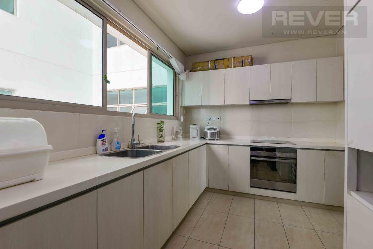 Bếp Bán căn hộ The Vista An Phú 3 phòng ngủ tầng trung tháp T1, đầy đủ nội thất, không gian yên tĩnh