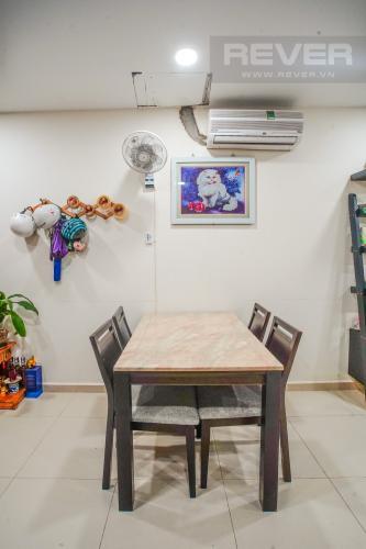 Phòng Ăn Bán căn hộ M-One Nam Sài Gòn 2PN, tầng thấp, diện tích 65m2, đầy đủ nội thất