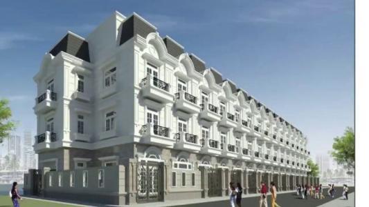 Golden City Hà Huy Giáp