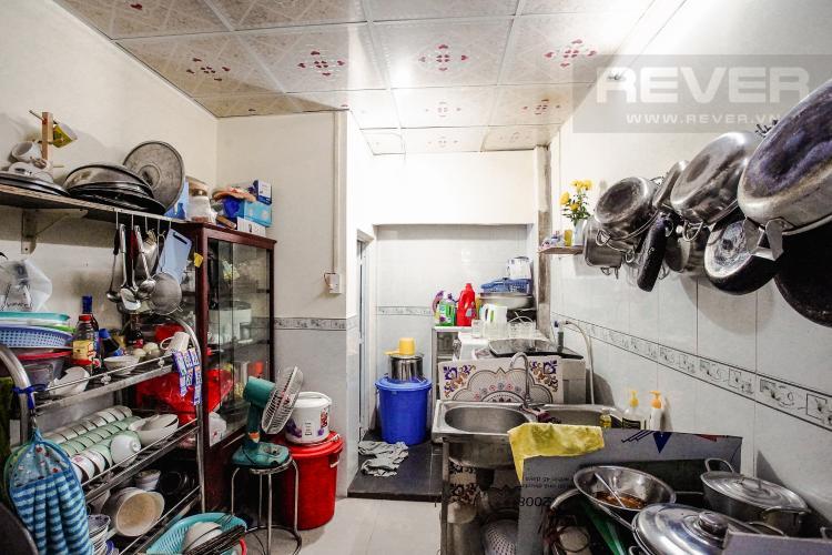 Phòng bếp tầng trệt Bán nhà nằm tại địa chỉ 156/50 Nguyễn Thị Thập, diện tích sử dụng 65,9m2, view nội khu