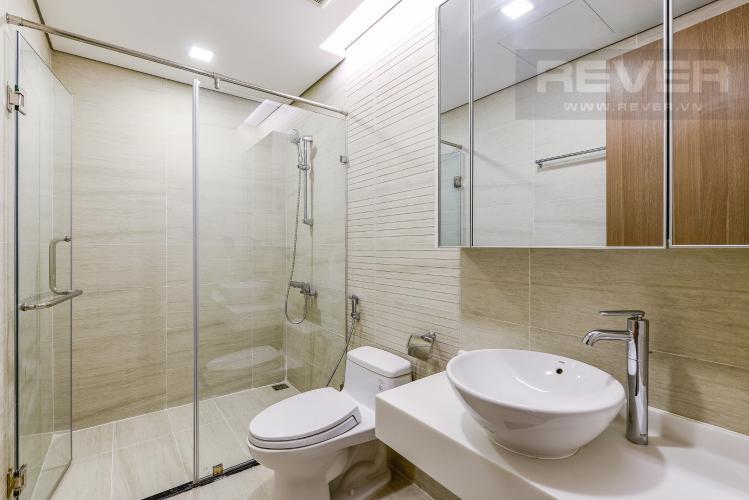 Phòng tắm 2 Căn hộ Vinhomes Central Park 2 phòng ngủ tầng thấp P7 view nội khu