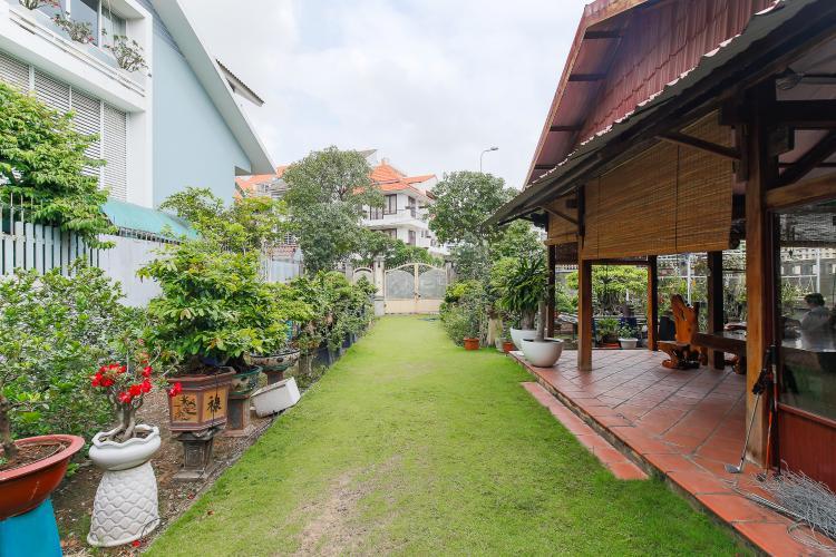 Cho thuê mặt bằng 2 mặt tiền 340m2 tại đường Thân Văn Nhiếp, phường An Phú, Quận 2
