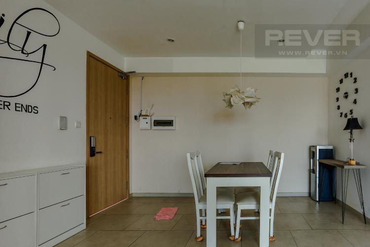 Phòng Ăn Căn hộ The View Riviera Point tầng thấp, 96m2, 2 phòng ngủ, full nội thất