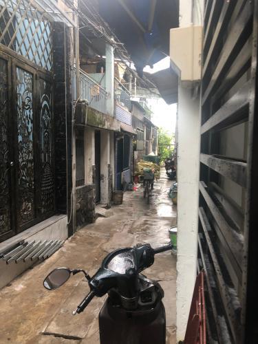 Hẻm nhà phố Thống Nhất, Gò Vấp. Nhà phố hướng Đông Bắc hẻm rộng 2m, sổ hồng chính chủ